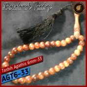 Tasbih Agathis 6mm-33