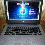 Laptop Merek HP Ram 4gb Bekas Murah