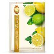 BIOAQUA LEMON NOURISHING MASK