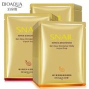 BIOAQUA SNAIL REPAIR And BRIGHTENING MASK