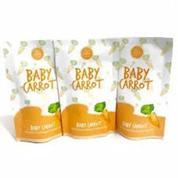 Masker Wajah Dan Tubuh Organik Baby Carrot