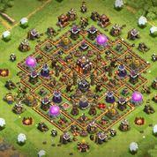 Akun Clash Of Clans TH 10 BH 8