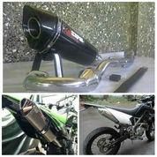 Knalpot Racing Klx 150, Crf 150 - Fs