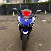 Yamaha YZF R25 2014 Putih Biru
