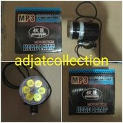Audio MP3 Head Lamp Motor