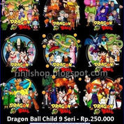 Kaset Film Dragon Ball Child
