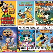 Kaset Film Mickey Mouse