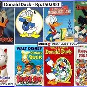 Kaset Film Donald Duck