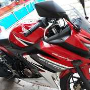 Honda CBR 2017 Facelift 150Cc Racing Red Orisinil Full Murah