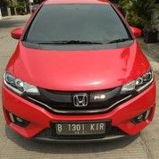 Honda Jazz RS CVT AT 2016 Good Condition Warna Merah