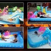 Bestway Kolam Renang Bermain Anak Fantastic Aquarium Play Pool