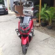 Yamaha NMAX Non ABS Th 2017 Merah