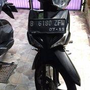 Motor Honda Supra X 125 FI Th 2014
