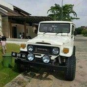 Mobil Bekas Jepp Toyota Hardtop Land Cruiser Fj40 Diesel 1984 Yogyakarta
