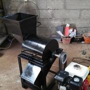 Mesin Pencacah Rumput Dan Daun