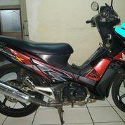 Motor Supra X 125