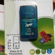 M Tech Cardreader USB 4 Slot Mini Multi