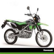 KAWASAKI NEW KLX 150 G OTR JAKARTA