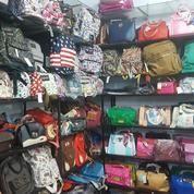 Borongan Barang Fashion (Tas, Koper, Dompet, Dsb) Harga Miring