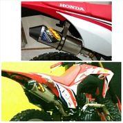 Knalpot Racing Crf 150 L, Klx 150, D'Trakker Full Stainles