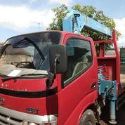 Truck Crane 3ton 4boom