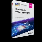 Bitdefender Total Security 2019 Multi Device 1 Year 5pc