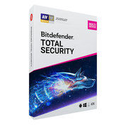 Bitdefender Total Security 2019 Multi Device 1 Year 10 PC