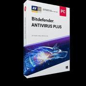 Bitdefender Antivirus Plus 2019 1 Year 1 PC