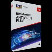 Bitdefender Antivirus Plus 2019 1 Year 3 PC