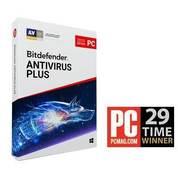 Bitdefender Antivirus Plus 2019 1 Year 5 PC