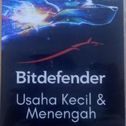 Bitdefender Usaha Kecil & Menengah 2019 1 Year 5 PC