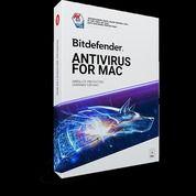Bitdefender Antivirus For Mac 2019 1 Year 1 Pc