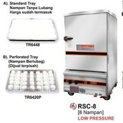 Mesin Penanak Nasi Heavy Duty Gas Rice Cooker