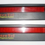 Display LCD Metrotel