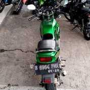Ninja Kawasaki 150r 2010