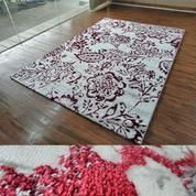 Karpet Permadani Bosphorus Red 160 X 230 Cm 04799-R10 Red