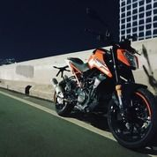KTM New Duke 250 ABS