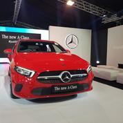 Mercedes-Benz New Model A 200 With Progressive Line