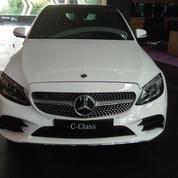 NEW MODEL Mercedes Benz C 300 With AMG Line FL Harga Terbaik