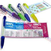 Souvenir Pulpen Pen Bolpoin Kalender