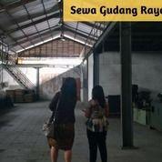 Gudang Raya PAGESANGAN Kota Surabaya Bisa Untuk Bongkar Muat