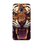 Tiger Samsung Galaxy J7 Plus Custom Hard Case