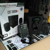 Speaker Simbadda Csr2000n Ples Bluetooth Ke Handpone