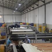 Pabrik Biskuit London Di Jalan Raya Surabaya-Malang