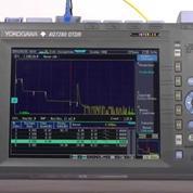 Tersedia Multi Field Tester YOKOGAWA AQ7280 Module AQ7282A OTDR