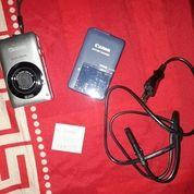 Kamera Canon Ixus 115 Hs Bekas Mulus Bagus Minus Dus