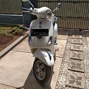 Motor Vespa Lx150 3vie 2013 (Pemakai Perempuan)