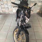 Honda CB 150R Street Fire 2018 Limited Edition Black Gold