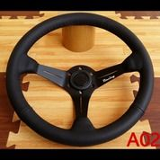 Stir Setir Steer ADS Racing Cekung Celong Kode A02