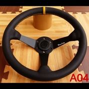 Stir Setir Steer ADS Racing Cekung Celong Kode A04